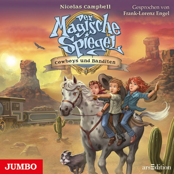 Cowboys und banditen der magische spiegel bd 2 mp3 for Spiegel runterladen