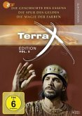 Terra X - Edition Vol. 5 Die Geschichte des Essens - Die Spur des Geldes - Die Magie der Farben DVD-Box