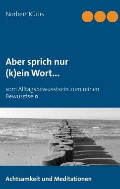 Aber sprich nur (k)ein Wort... (eBook, ePUB) - Kürlis, Norbert