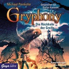 Die Rückkehr der Greife / Gryphony Bd.3 (MP3-Download) - Peinkofer, Michael
