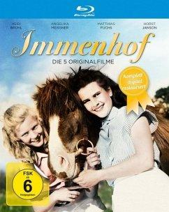 Immenhof - Die 5 Originalfilme - 2 Disc Bluray - Diverse