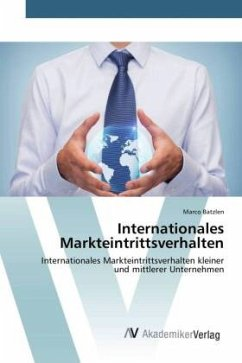 Internationales Markteintrittsverhalten