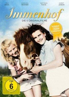 Immenhof - Die 5 Originalfilme (digital restaur...