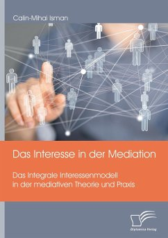 Das Interesse in der Mediation. Das Integrale I...