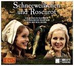 Schneeweißchen und Rosenrot, 2 Audio-CDs