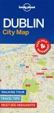 Lonely Planet Dublin City Map