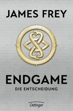 Buch-Reihe Endgame von James Frey