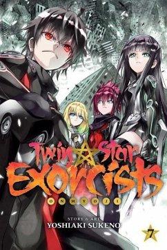 Twin Star Exorcists, Vol. 7 - Sukeno, Yoshiaki