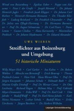 Streiflichter aus Boizenburg und Umgebung - Wieben, Uwe