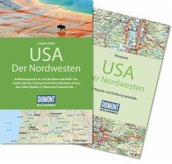 DuMont Reise-Handbuch Reiseführer USA, Der Nordwesten - Satzer, Susanne