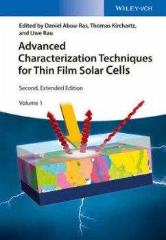 Advanced Characterization Techniques for Thin Film Solar Cells, 2 Teile