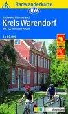 BVA Radwanderkarte Radregion Münsterland Kreis Warendorf 1:50.000