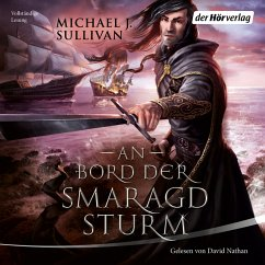An Bord der Smaragdsturm / Riyria Bd.4 (MP3-Download) - Sullivan, Michael J.