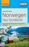DuMont Reise-Taschenbuch Reiseführer Norwegen, Das Fjordland (eBook, ePUB)