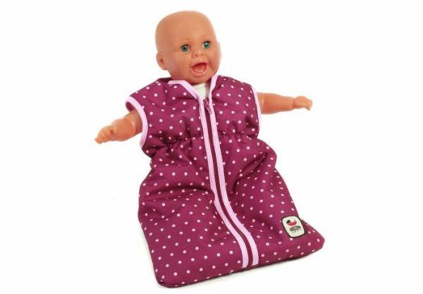 Pu-Tragegurt brombeere Puppenwagen Babypuppen & Zubehör