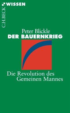 Der Bauernkrieg (eBook, ePUB) - Blickle, Peter