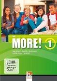 MORE!. Bd.1, 1 DVD