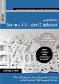 Scribus 1.5 Quickstart (eBook, ePUB)