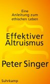 Effektiver Altruismus (eBook, ePUB)