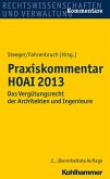 Praxiskommentar HOAI 2013 (eBook, PDF)