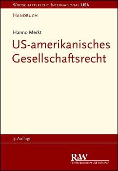 US-amerikanisches Gesellschaftsrecht (eBook, ePUB) - Merkt, Hanno