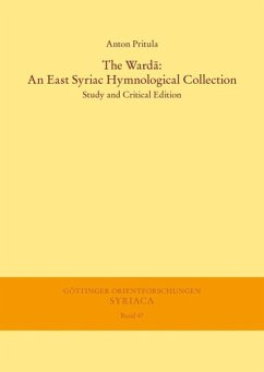 The Warda: An East Syriac Hymnological Collection (eBook, PDF) - Pritula, Anton