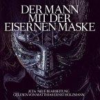 Der Mann mit der eisernen Maske, 2 Audio-CDs
