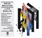 Neue Meister-Live In Berlin