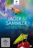Jäger & Sammler - Die spannende Welt der Bienen, Käfer und Schmetterlinge