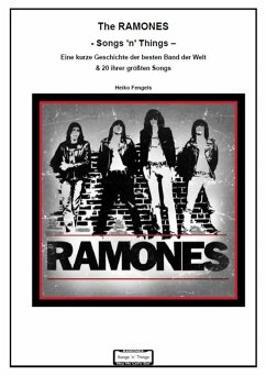 The Ramones - Songs 'n' Things - (eBook, ePUB)
