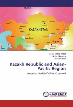 Kazakh Republic and Asian-Pacific Region