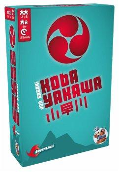 Asmodee SUPD0001 - Kobayakawa, Logikspiel