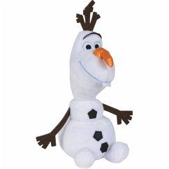 Simba 6315874751 - Disney Frozen Plüsch Schneemann Olaf, 25cm