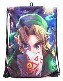 Nintendo Turnbeutel - Zelda Majoras Mask