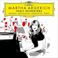 Early Recordings - Martha Argerich