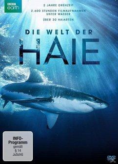 Die Welt der Haie - 2 Disc DVD