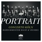 Portrait-Barockmeister Bach & Händel
