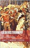 Lederstrumpf (Gesamtausgabe - Der Wildtöter, Der letzte Mohikaner, Der Pfadfinder, Die Ansiedler, Die Prärie) (eBook, ePUB)