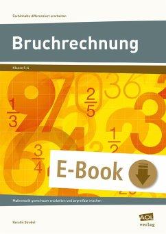 Bruchrechnung (eBook, PDF) - Strobel, Kerstin