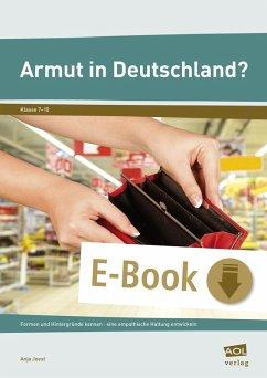 Armut in Deutschland? (eBook, PDF) - Joest, Anja