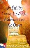 Un été pas comme les autres - A Summer Like No Other Livre Bilingue (eBook, ePUB)