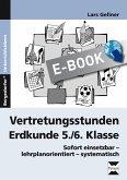 Vertretungsstunden Erdkunde 5./6. Klasse (eBook, PDF)