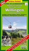 Doktor Barthel Karte Wander-, Ski- und Radwanderkarte Waldecker Upland, Hochsauerland, Willingen und Umgebung