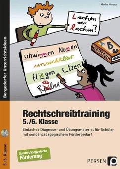 Rechtschreibtraining - 5./6. Klasse