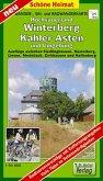 Doktor Barthel Karte Wander-, Ski- und Radwanderkarte Hochsauerland, Winterberg, Kahler Asten und Umgebung