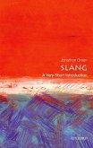 Slang: A Very Short Introduction (eBook, PDF)