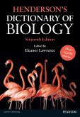 Henderson's Dictionary of Biology (eBook, PDF)