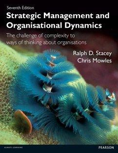 Strategic Management and Organisational Dynamics (eBook, PDF)