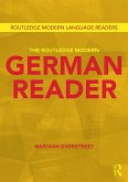 The Routledge Modern German Reader (eBook, ePUB)