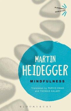 Mindfulness (eBook, ePUB) - Heidegger, Martin